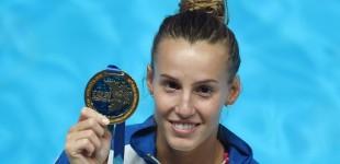 Tania Cagnotto regina dei tuffi, oro storico ai mondiali di nuoto