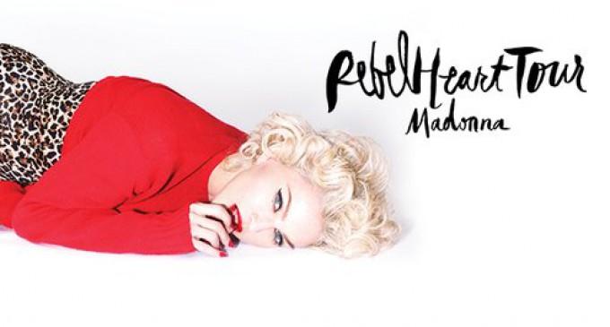 prezzo biglietti Madonna
