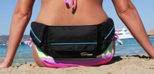Swymbags: le borse in cui lasciare oggetti di valore in spiaggia
