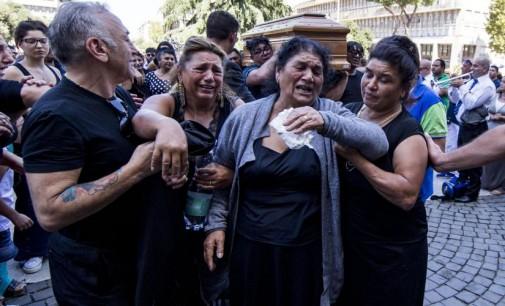 Funerale Casamonica, il nipote del boss contro Alfano