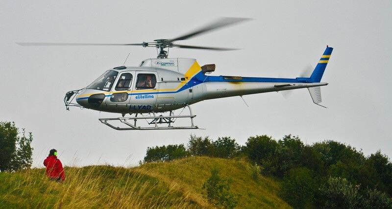 Elicottero Incidente : Valtellina elicottero disperso con persone probabile