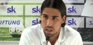 Juventus: Khedira infortunato salta Supercoppa
