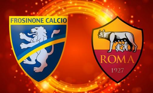 Streaming gratis, Frosinone – Roma Serie A 12 settembre 2015
