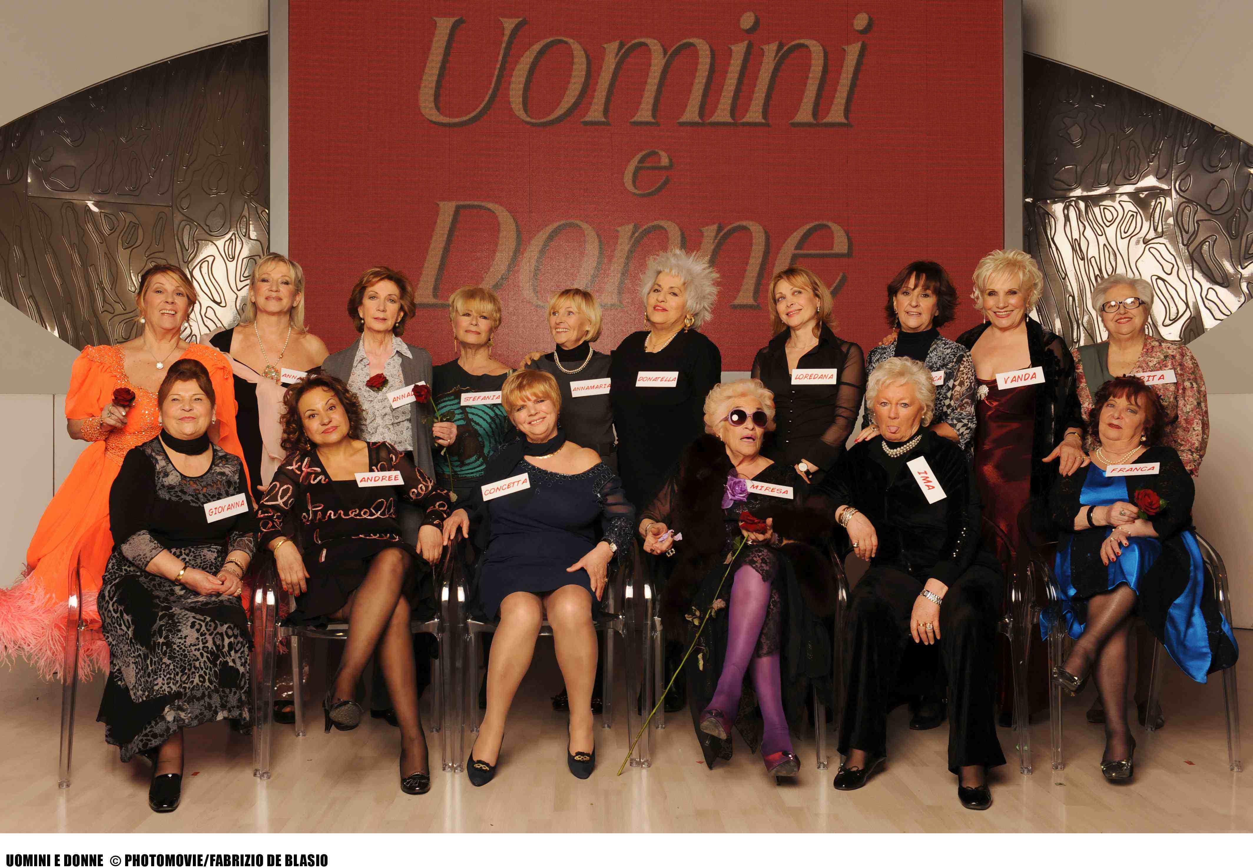 Milano casting Uomini e Donne