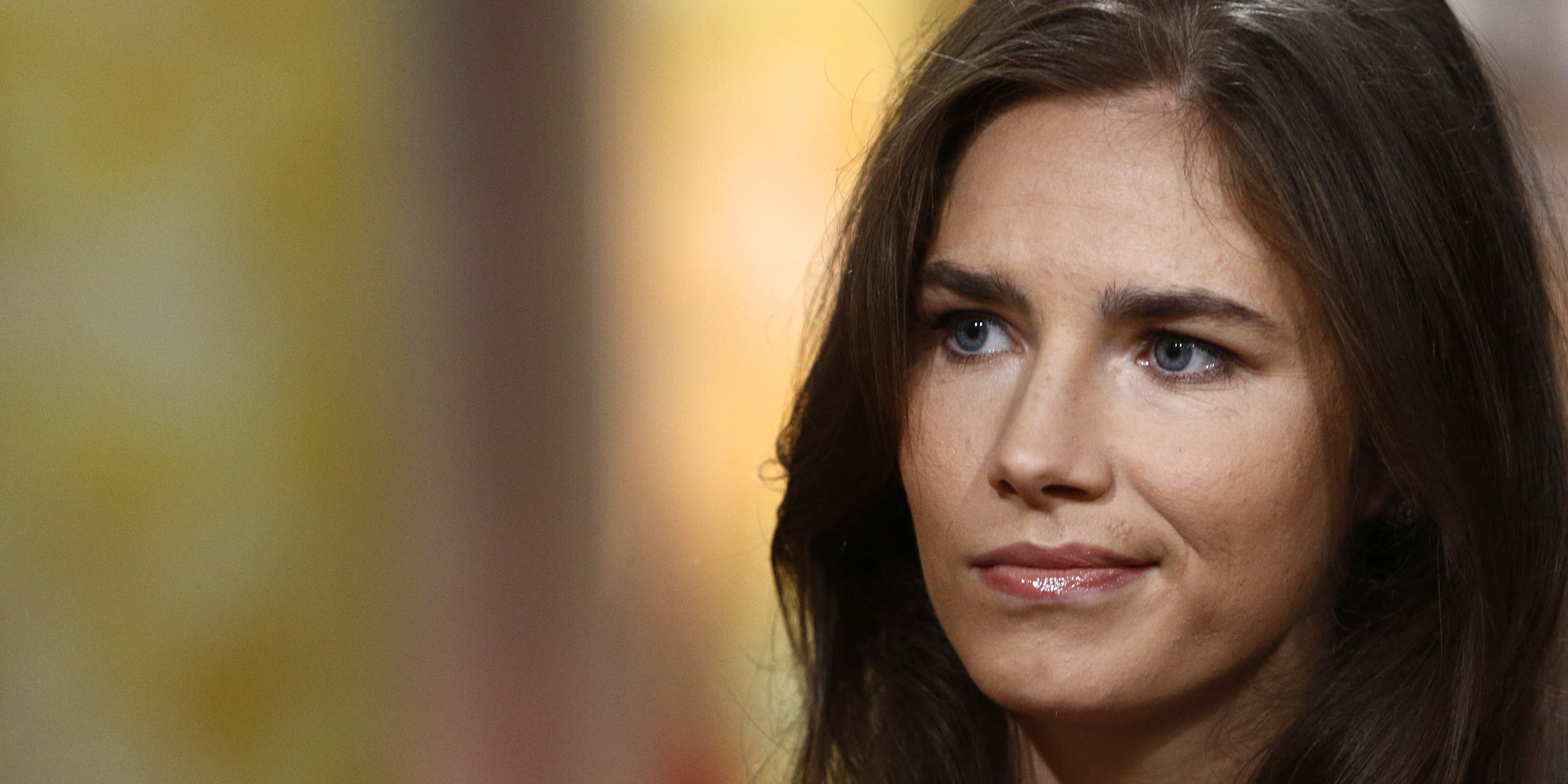 "TODAY -- Pictured: Amanda Knox appears on NBC News' ""Today"" show -- (Photo by: Peter Kramer/NBC/NBC NewsWire via Getty Images)"