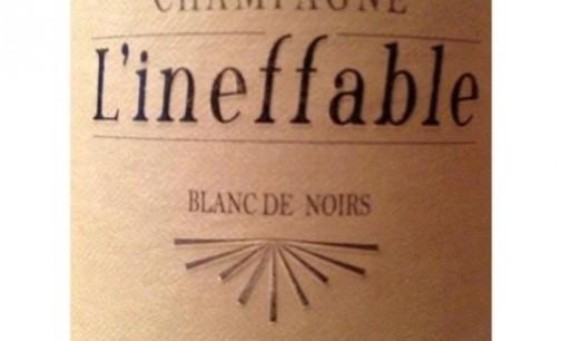 Champagne Grand Cru L'Ineffable Extrabrut, Mouzon-Leroux et Fils