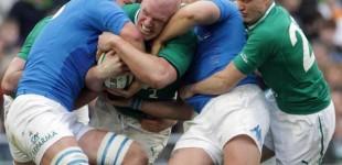 Rugby World Cup, oggi Italia – Irlanda, orario e diretta TV