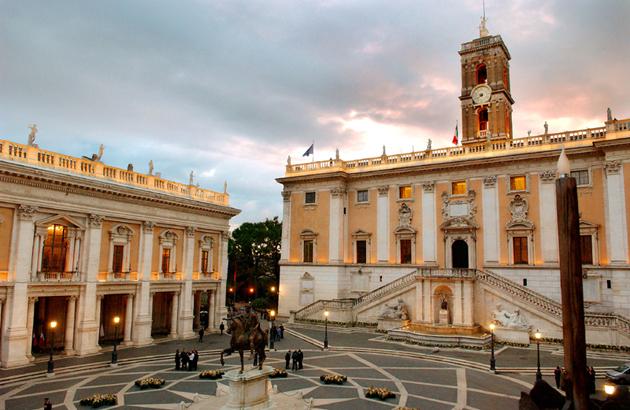 Campidoglio (Fonte: turismoroma.it)