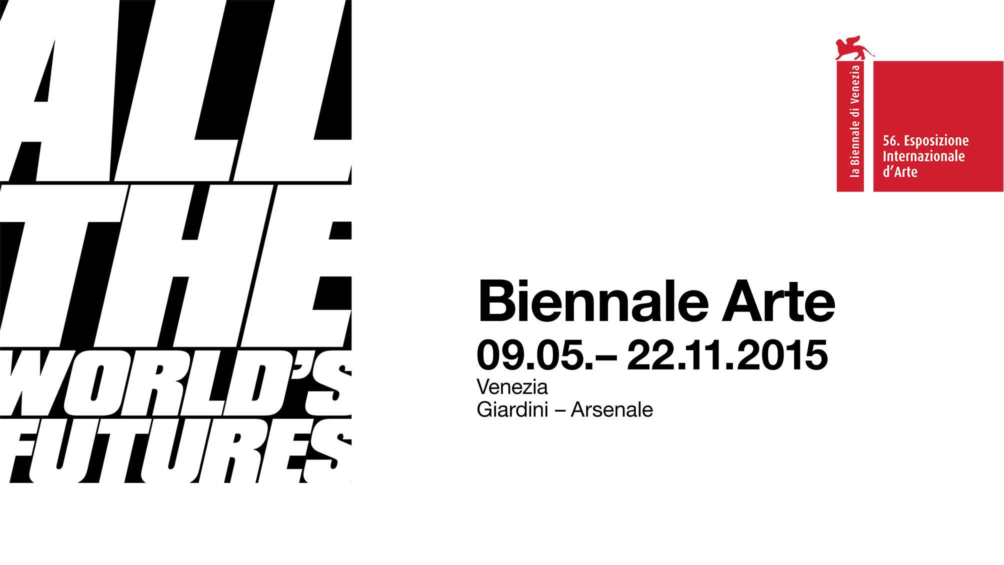Cosa vedere alla 56 biennale arte di venezia for Biennale venezia 2017 cosa vedere