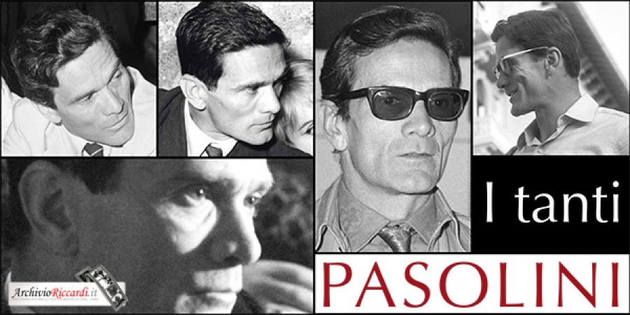 Tanti Pasolini in mostra a Roma