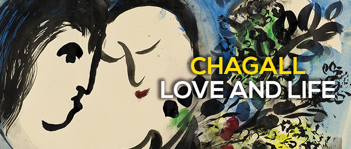 A Catania Love and Life di Chagall