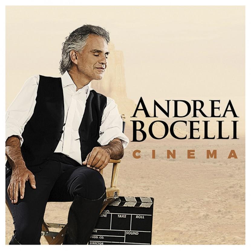 Andrea Bocelli, cinema e musica