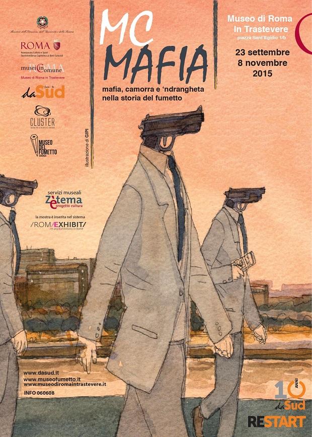 McMafia, storie di malavita a fumetti