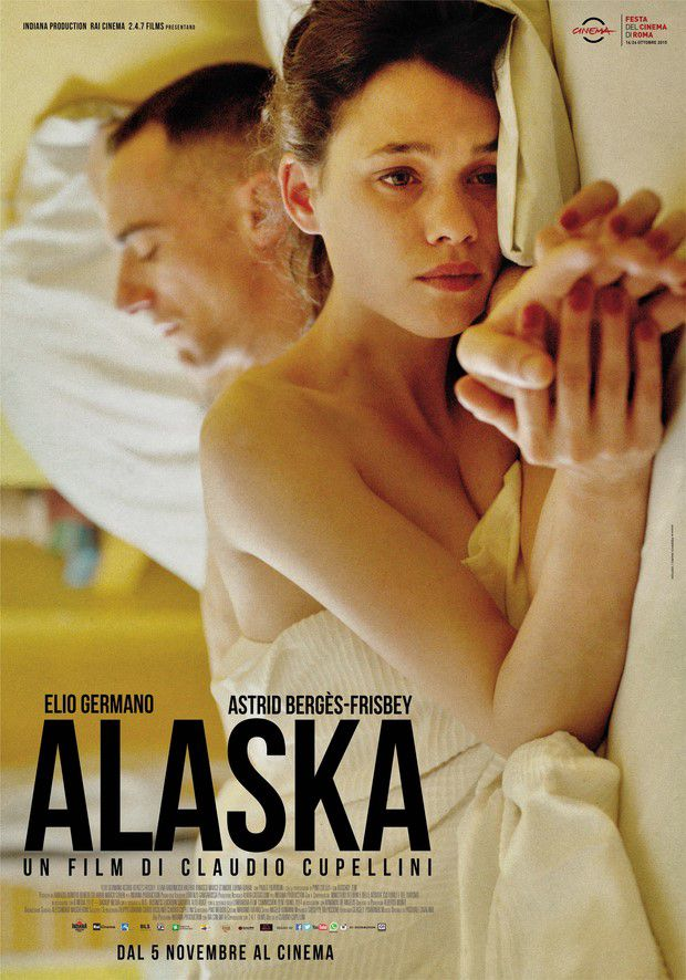 Elio Germano torna al cinema con Alaska