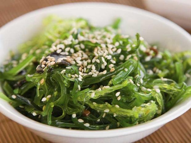 Expo alghe e meduse ingredienti pregiati nella cucina for Cucinare meduse