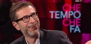 Fabio Fazio: 'Cosi innoverò Che tempo che fa'