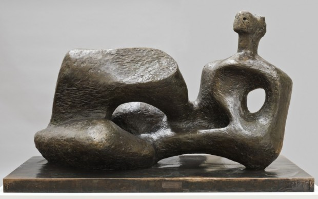 Henry Moore in mostra a Roma