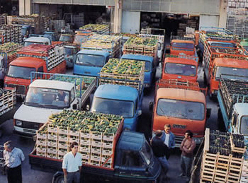 mercato ortofrutta