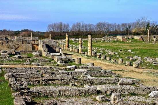 Franceschini: il sito archeologico di Paestum si allarga
