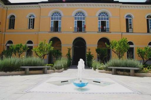 Università di Aversa (Fonte: olidarex.altervista.org)