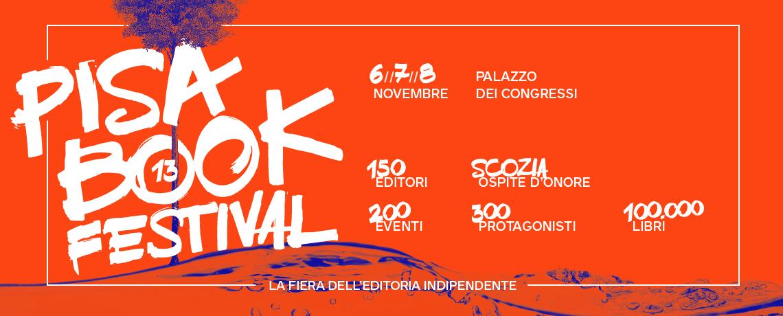 Pisa book Festival: protagonista la Scozia