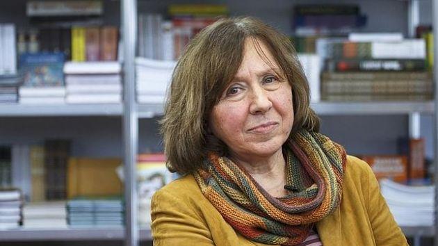 Nobel per la Letteratura 2015: vince la favorita Svetlana Aleksievich
