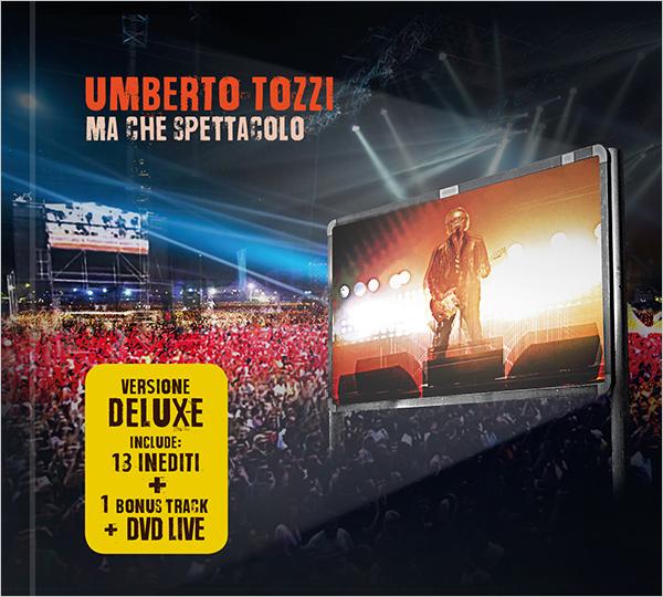 """""""Ma che spettacolo"""", nuovo album di Umberto Tozzi"""