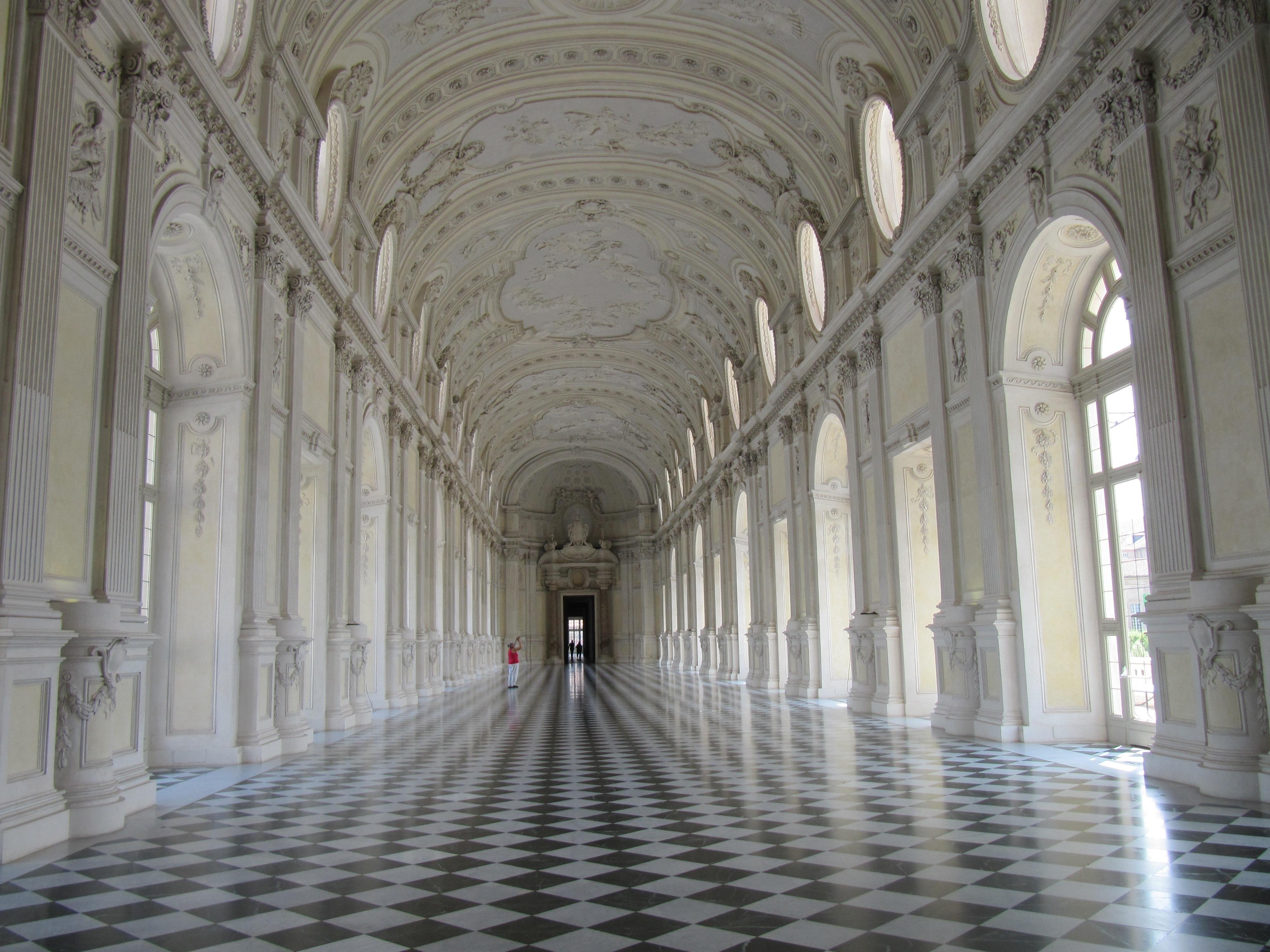 Venaria Reale di Torino, anniversario e gemellaggio
