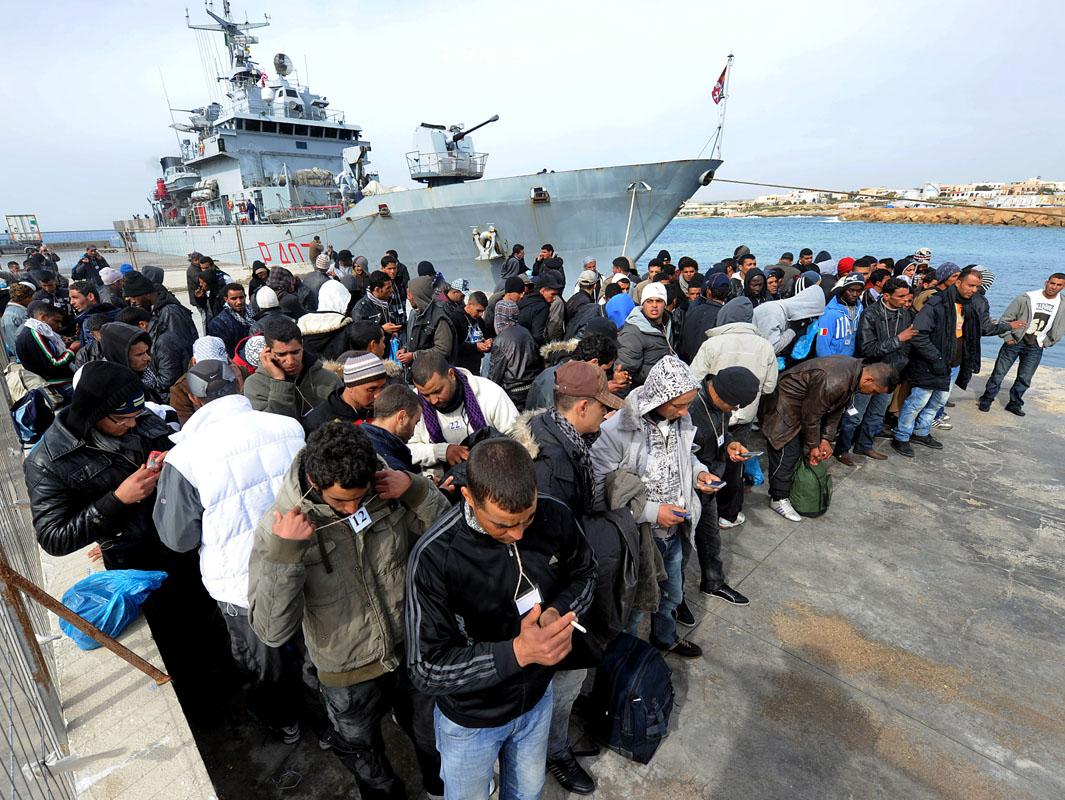 Immigrazione (Fonte: politx.it)