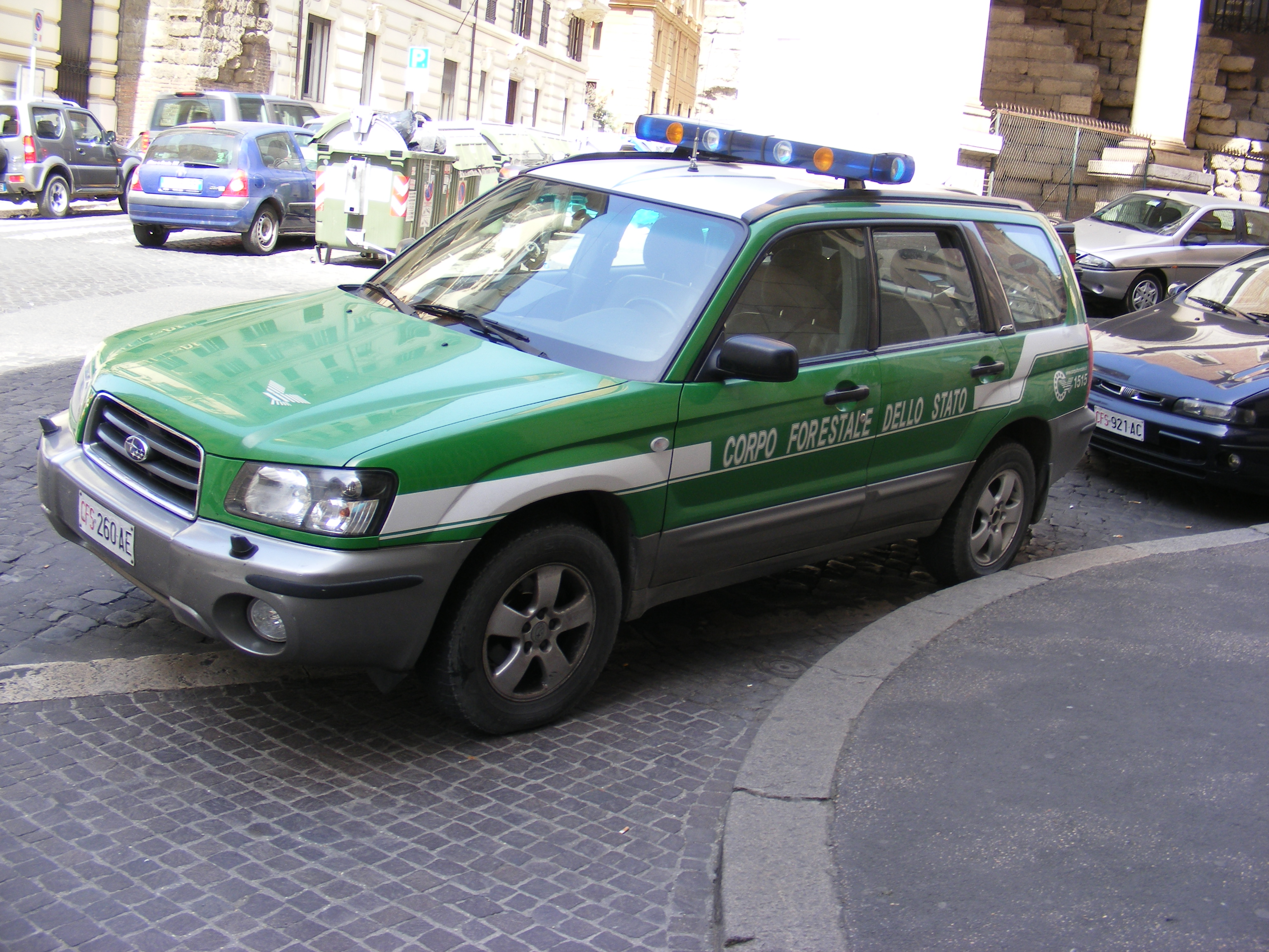 Brindisi, arrestate guardie forestali