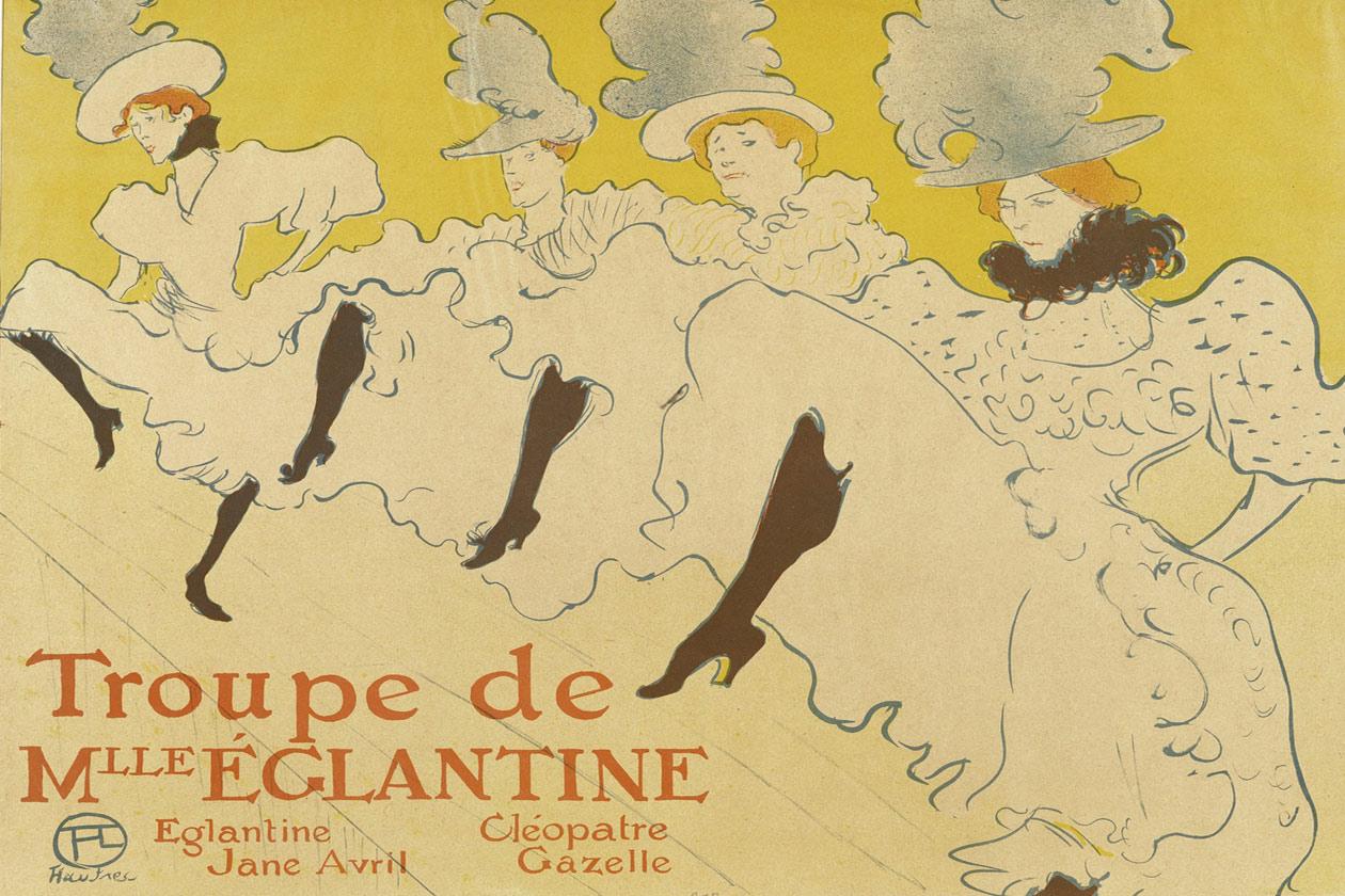 La Belle Époque di Toulouse-Lautrec in mostra a Roma