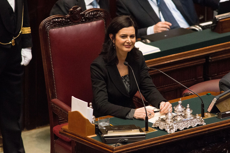 La Boldrini a Bari per commemorare i caduti