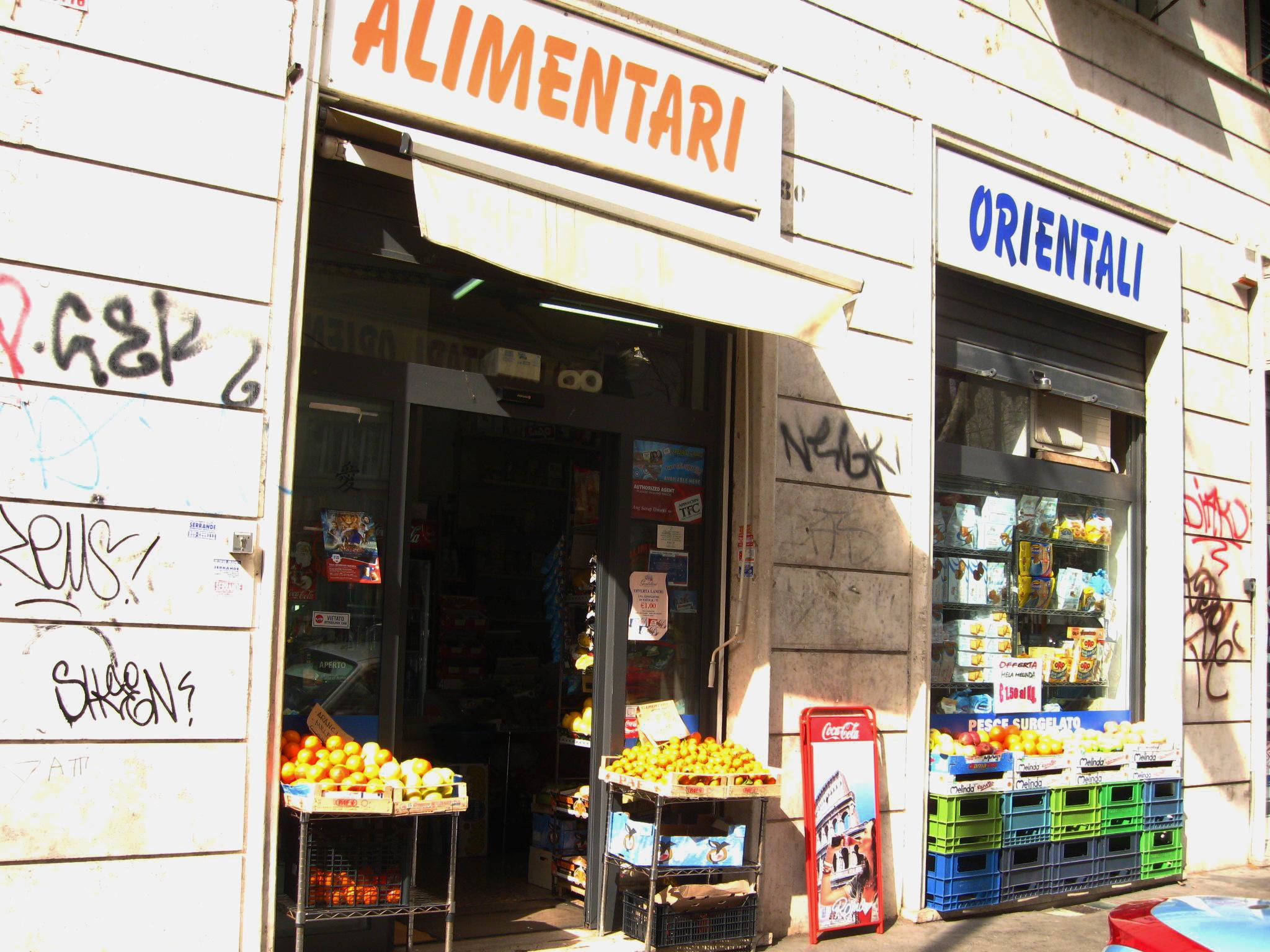 Minimarket Etnici Roma