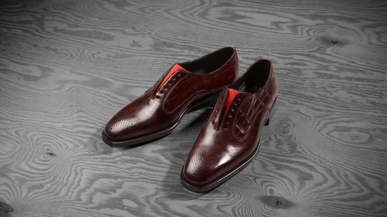 MM5, scarpe d'autore in omaggio a Mastroianni