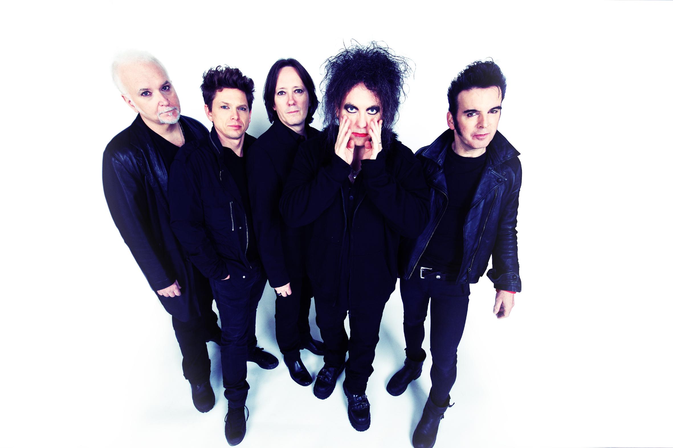 The Cure in concerto in Italia nel 2016