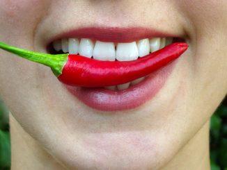 sexlog, bocca e peperoncino