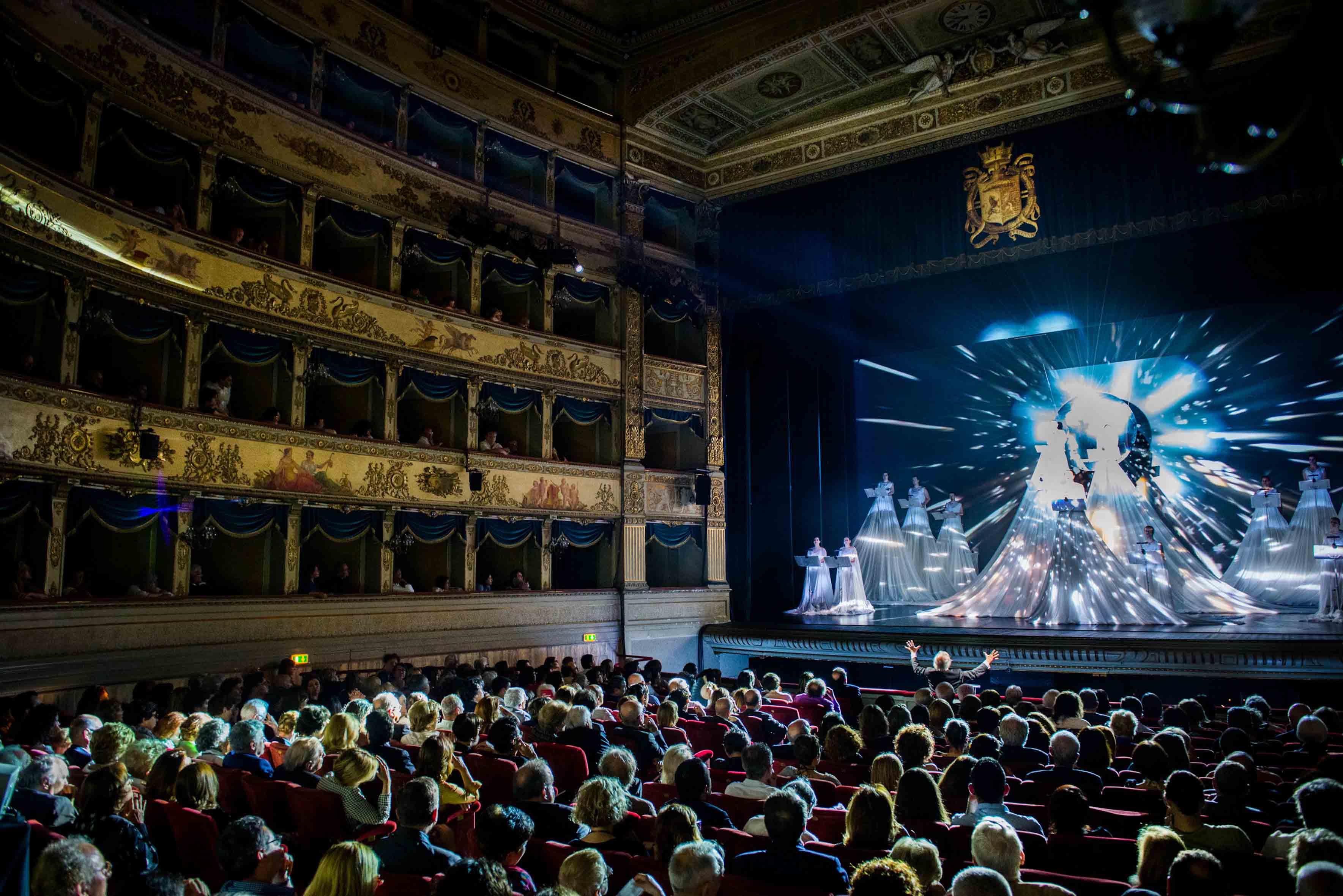 Il Ravenna Festival presentato a Londra