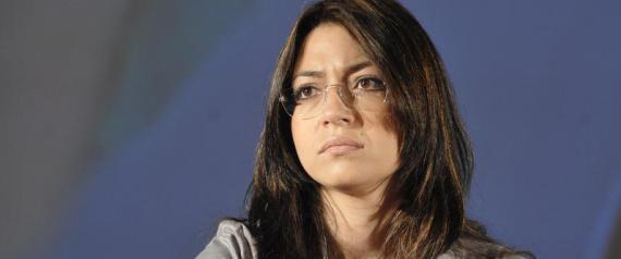 06/06/2012 Roma, assemblea delle donne CGIL, nella foto Serena Sorrentino, segretaria confederale CGIL