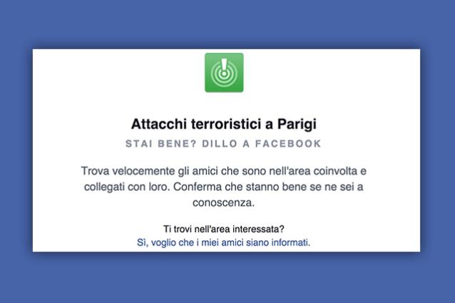 Facebook accusato di atteggiamento discriminatorio dopo gli attentati di Parigi.