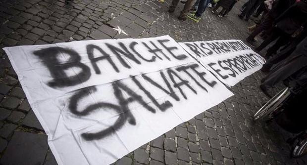 Protesta per il decreto (Fonte: leggo.it)
