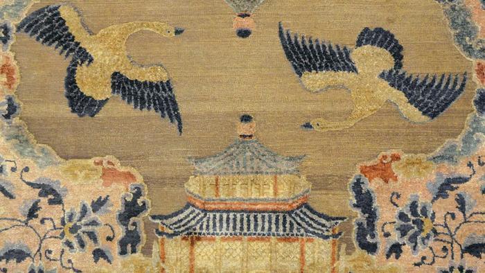Il drago e il fiore d'oro, da Pechino al MAO di Torino