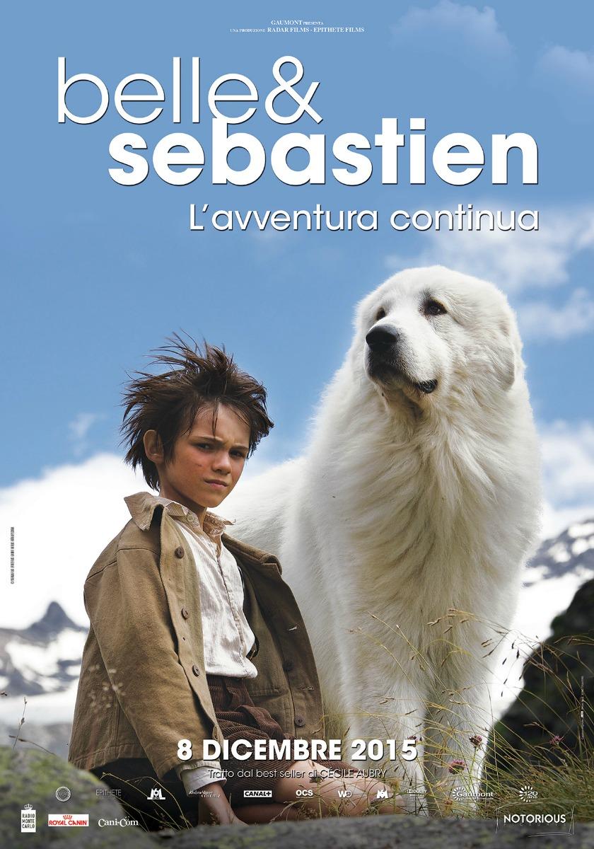 Belle e Sebastien l'avventura continua.
