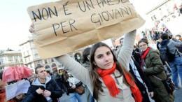 Disoccupazione in Italia (Fonte: lindro.it)