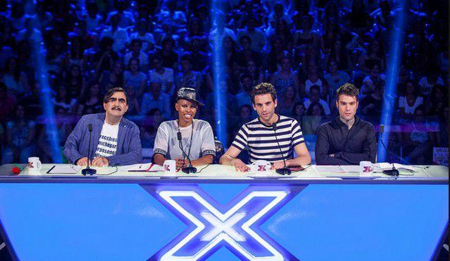 La giuria di X Factor 2015: Elio, Skin, Mika, Fedez