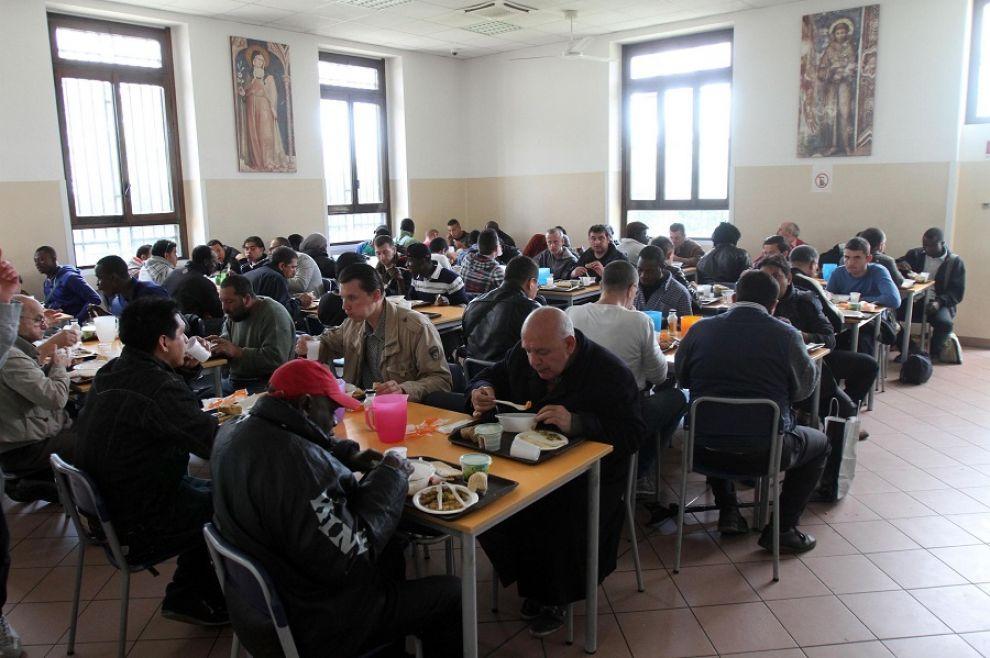 Mensa dei poveri (Fonte: campobellonews.com)