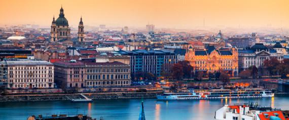 Budapest - Ambience