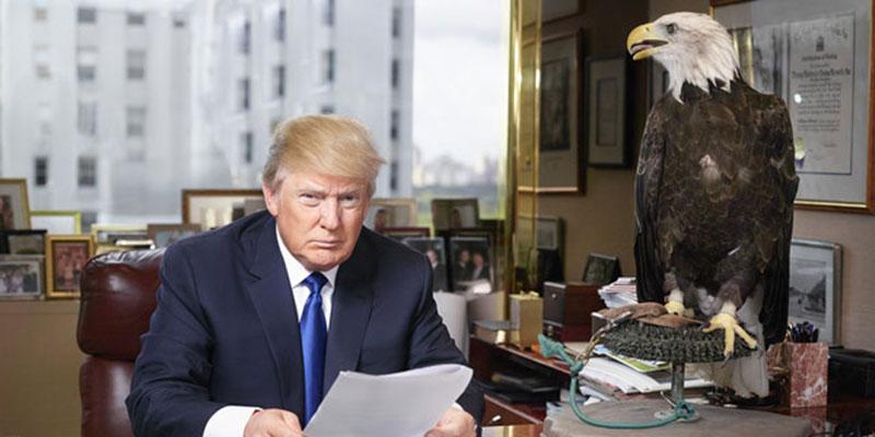 Trump, America