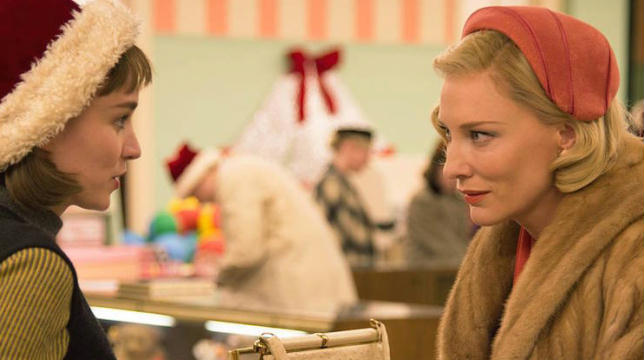 Recensione film Carol