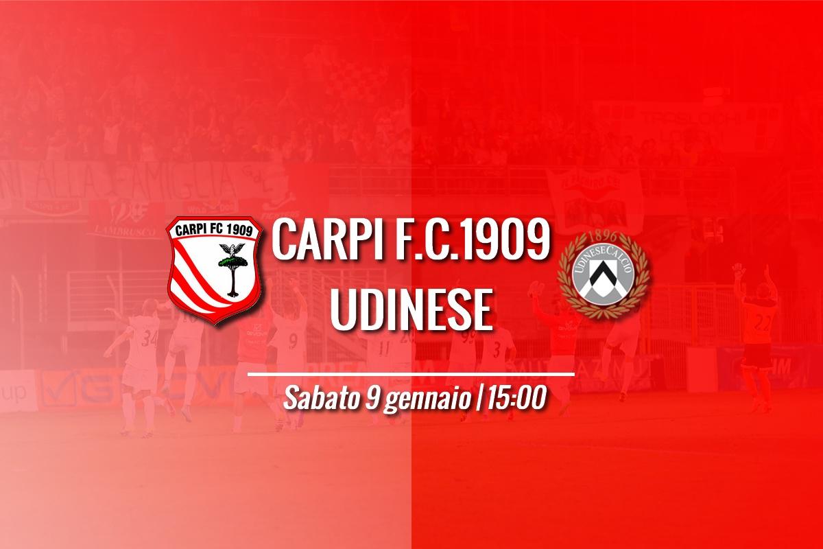 Carpi - Udinese