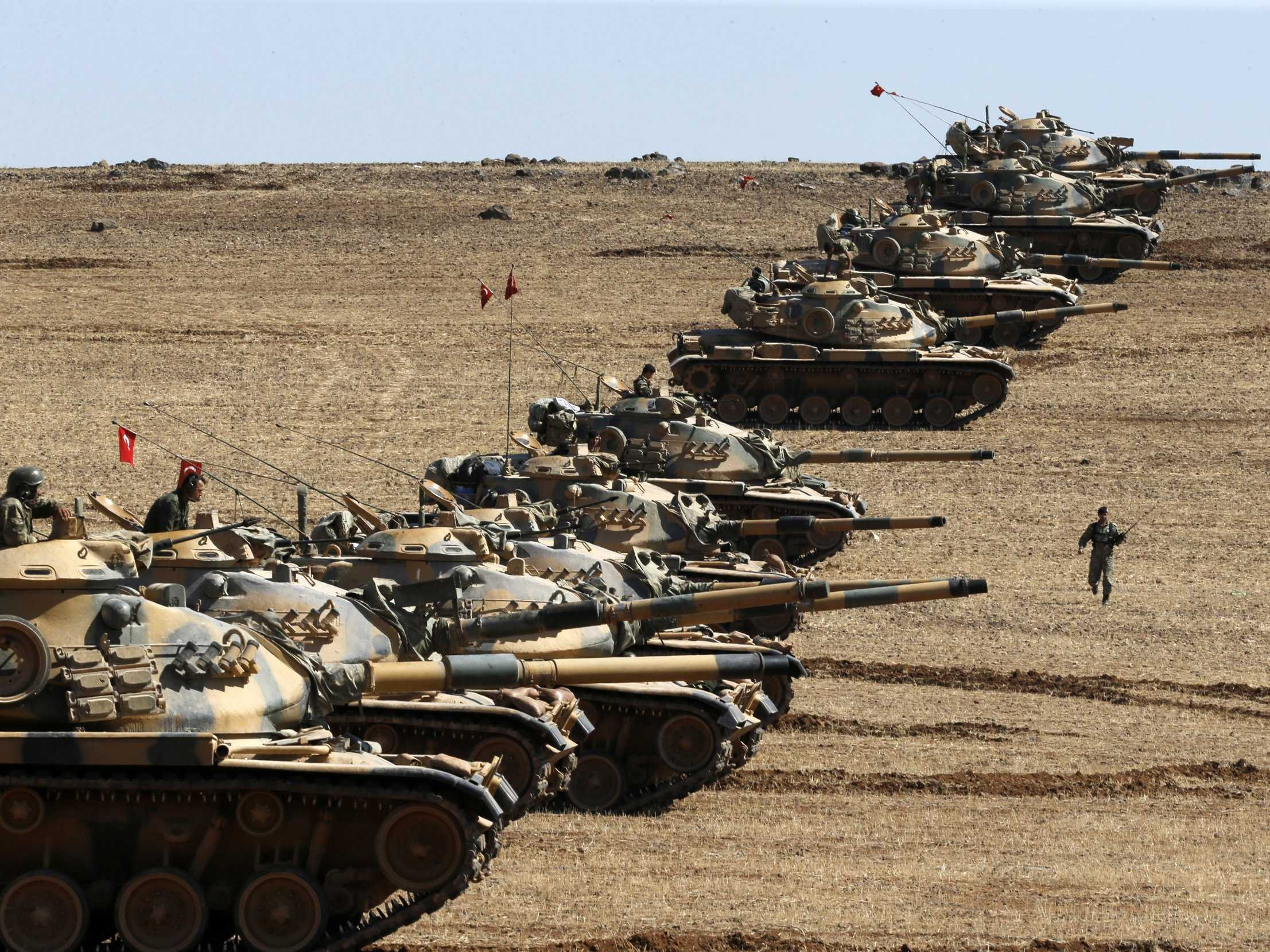 Turchia ha bombardato le postazioni Isis in Siria e Iraq, 200 morti